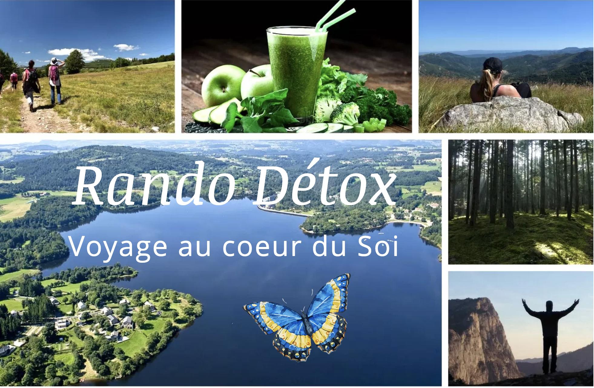 Séjour détox Haute Loire